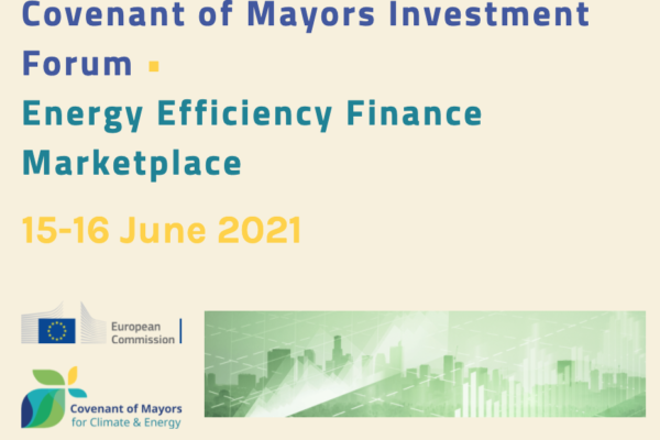 MICAT presentation during 2021 Covenant of Mayors Investment Forum